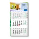 Einblatt Monatskalender