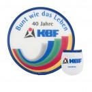 Faltfrisbee KBF
