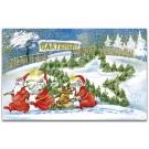 Gartenbau Weihnachtskarte