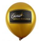 Luftballon, gold