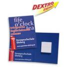 Süßes Briefchen mit Dextro