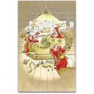 Schreiner 2 Weihnachtskarte