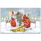 Schreiner Weihnachtskarte