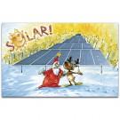 Solar Weihnachtskarte