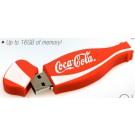 USB Colaflasche