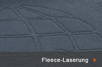 Fleece-Laserung